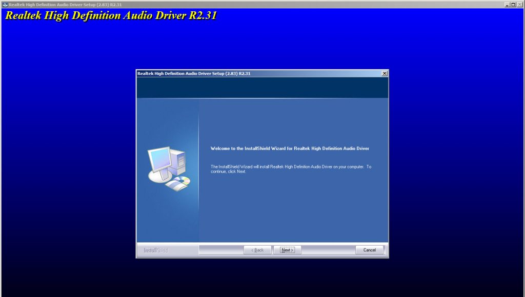 Realtek High Definition Audio Driver Download Free - Latest