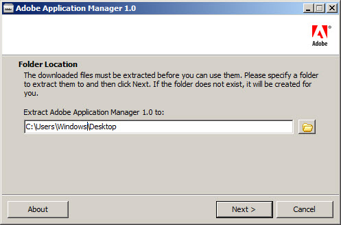 Adobe Application Manager Download Free - Manage the Adobe software