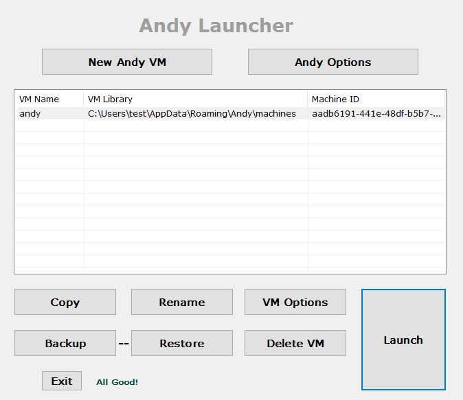 AndY Android Emulator Download Free for Windows 10, 7, 8/8 1