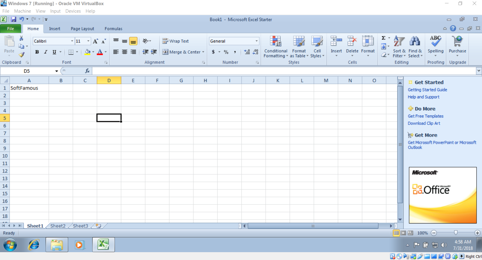 microsoft excel for windows 7 32 bit free download