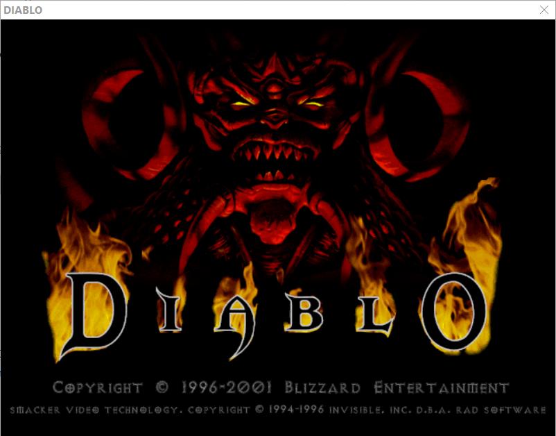 Diablo 1 Free Download for Windows 10, 7, 8/8 1 (64 bit / 32 bit)