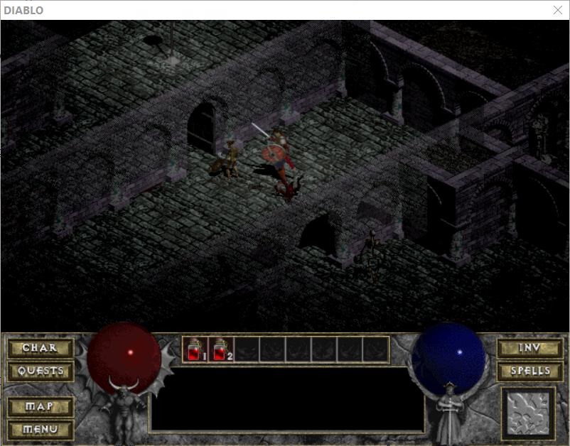 Diablo 1 Free Download for Windows 10, 7, 8/8 1 (64 bit / 32