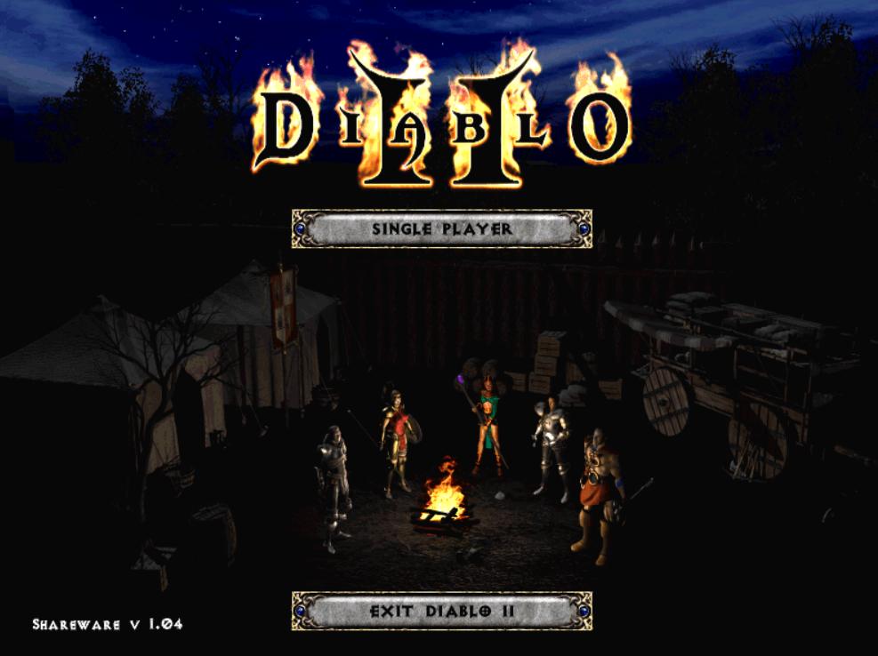 diablo 2 free download for windows 7