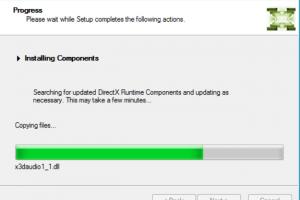 update directx windows 10