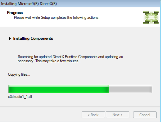 Directx for windows xp sp3 free download.