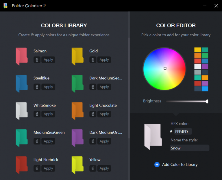 Folder Colorizer Download Free for Windows 10, 7, 8/8 1 (64 bit / 32