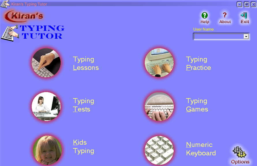 Kiran's Typing Tutor Download Free for Windows 10, 7, 8/8 1 (64 bit