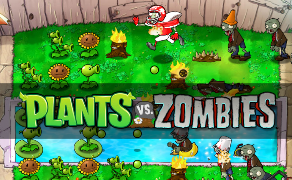 Plants vs  Zombies Free Download for Windows 7, Windows Vista