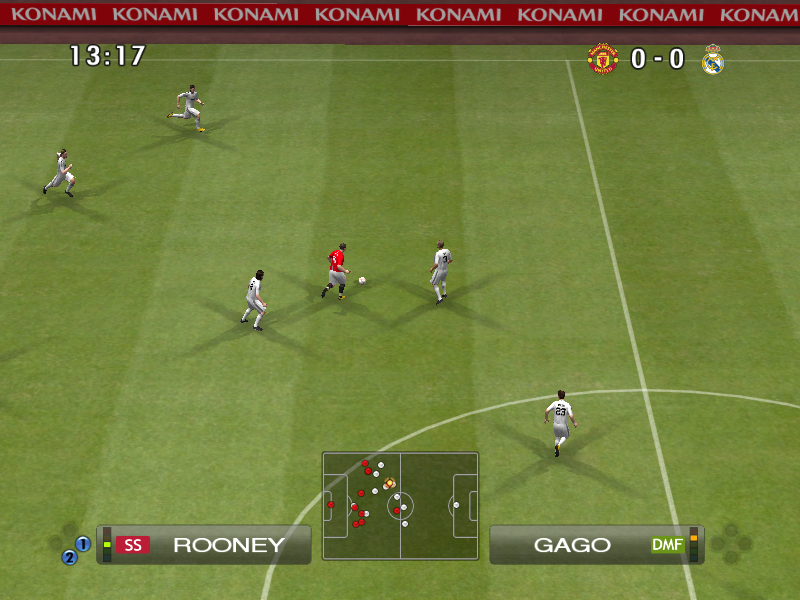 Pro Evolution Soccer (PES) 2009 demo Download