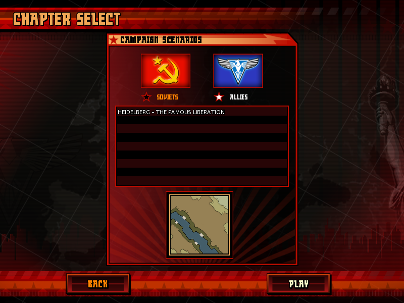 download game command and conquer red alert 3 full rip