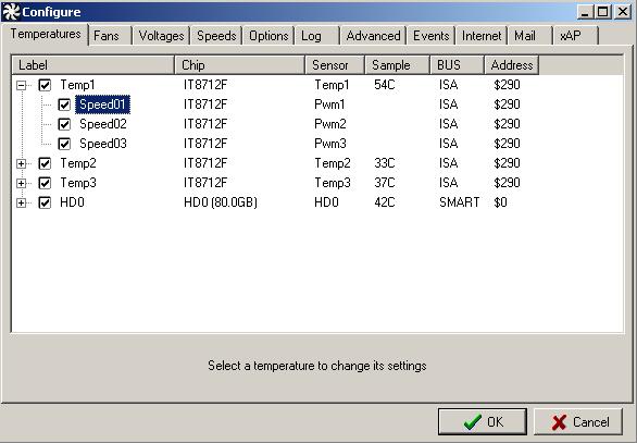 SpeedFan Download Free for Windows 10, 7, 8/8 1 (64 bit / 32