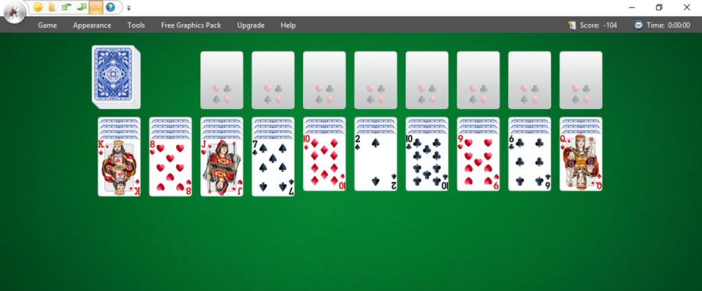 Spider Solitaire Download Free for Windows 10, 7, 8/8 1 (64