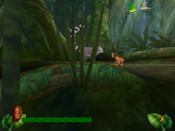 Disney Tarzan Action Game Download Free for Windows 10, 7, 8/8 1 (64