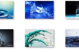 3D Desktop Background Themes for Windows Vista or XP