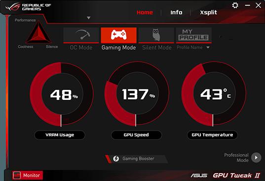 ASUS GPU Tweak Download Free for Windows 10, 7, 8/8 1 (64 bit / 32 bit)