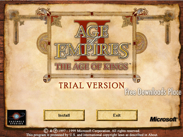 Age Of Empires Ii Gold Edition The Age Of Kings Free Download For