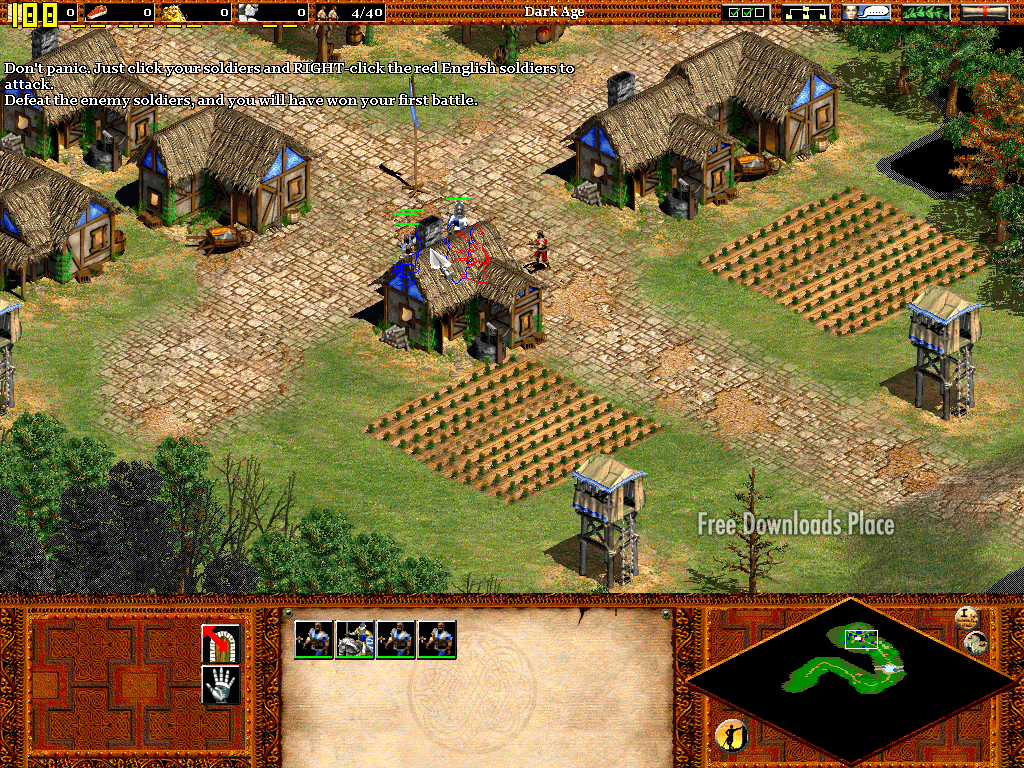 Age of Empires II Gold Edition (The Age of Kings) Free