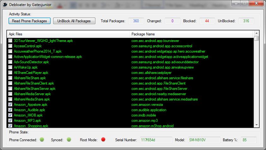 Debloater Download Free for Windows 10, 7, 8/8 1 (64 bit / 32 bit)