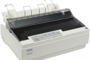 Epson LX 300 Printer Driver Disk Download Free for Windows