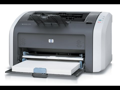 HP LaserJet 1010 Printer Driver Download Free for Windows Vista