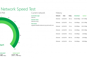 Network Speed Test Download Free for Windows 10, 7, 8/8 1