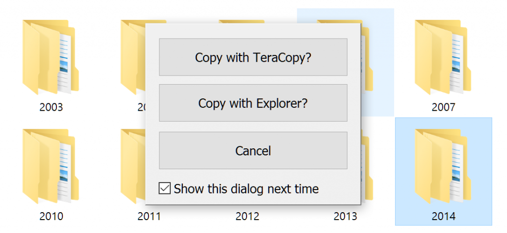 TeraCopy Download Free for Windows 10, 7, 8/8 1 (64 bit / 32