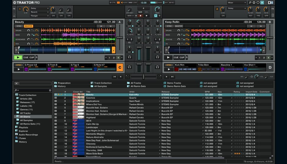 traktor dj download free full version