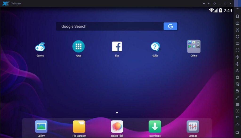 XePlayer Download Free for Windows 10, 7, 8/8 1 (64 bit / 32 bit)