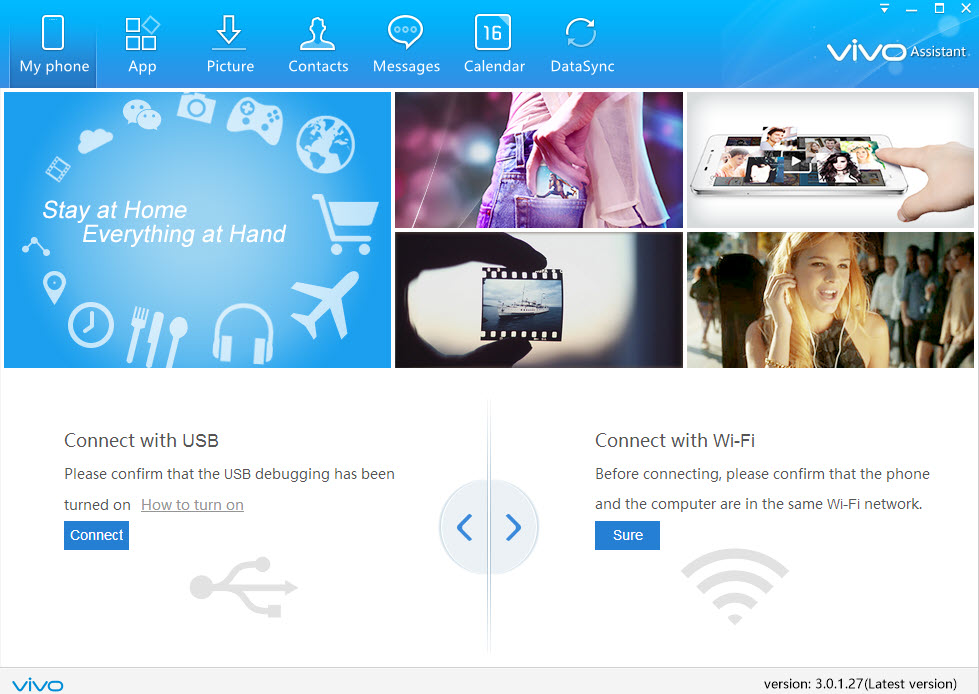 vivo Mobile Assistant Download Free for Windows 10, 7, 8/8 1