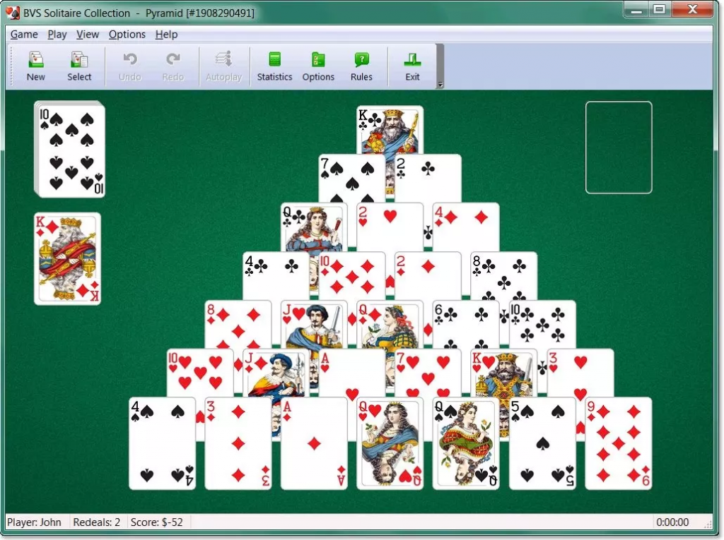 BVS Solitaire Collection Free Download for Windows 10, 7, 8