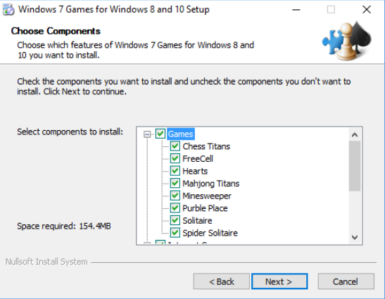 free microsoft games for windows 7 64 bit