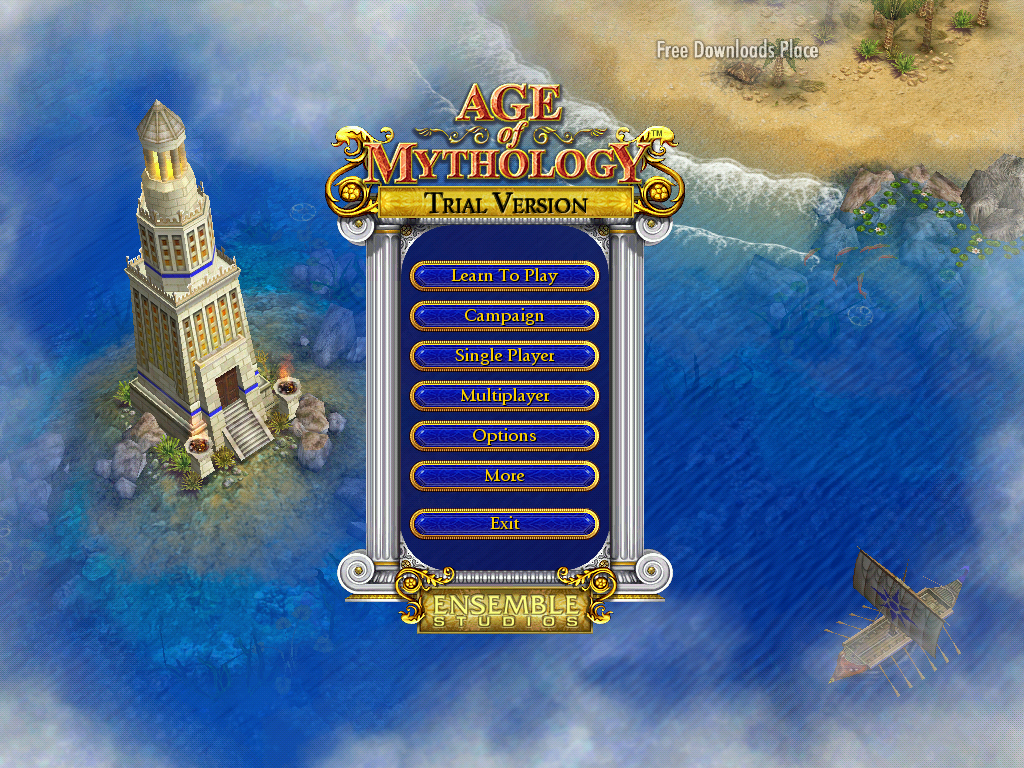 como instalar age of mythology para windows 10