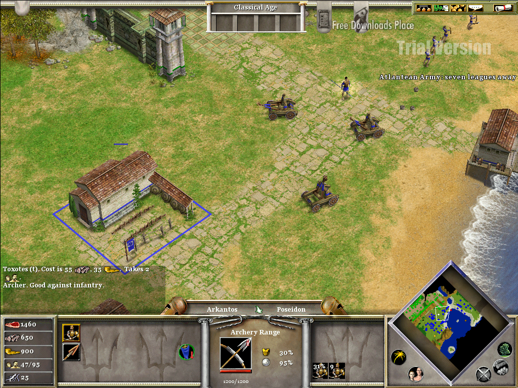age of mythology 3 free download full version for pc