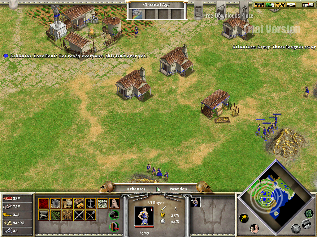 age of mythology 2 free download full game