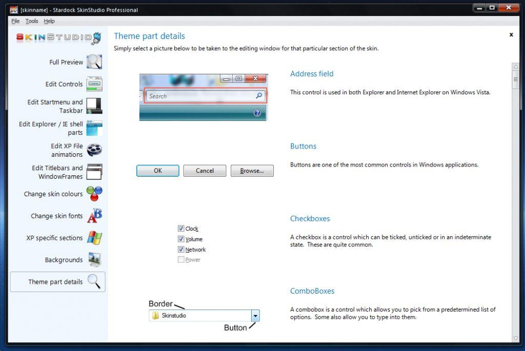 SkinStudio Download Free for Windows 10, 7, 8/8 1 (64 bit