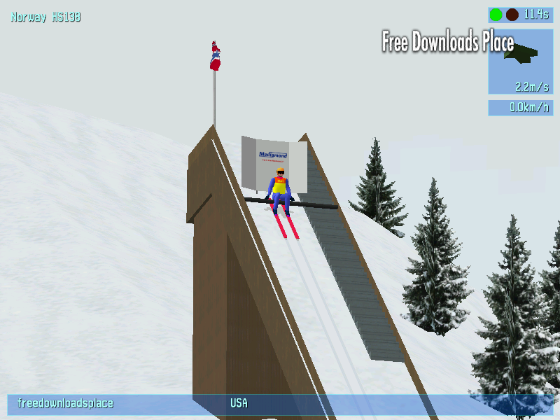 deluxe ski jump 3 vollversion