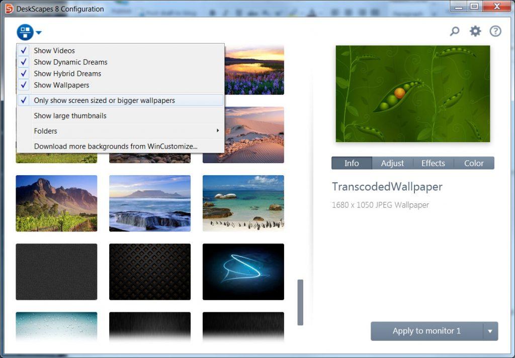 deskscapes 8 free download full version
