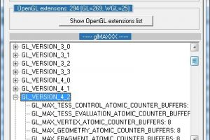 GPU Caps Viewer Download Free for Windows 10, 7, 8/8 1 (64