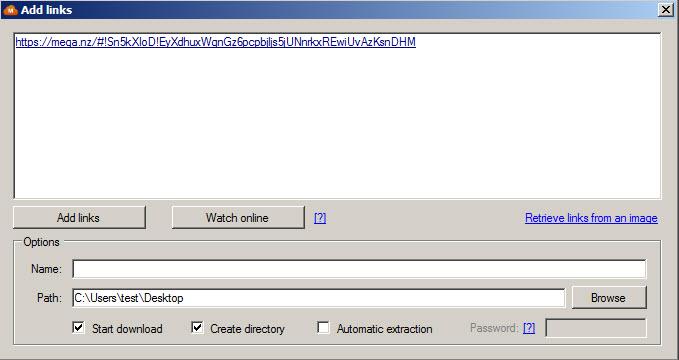 MegaDownloader Download Free for Windows 10, 7, 8/8 1 (64 bit / 32 bit)