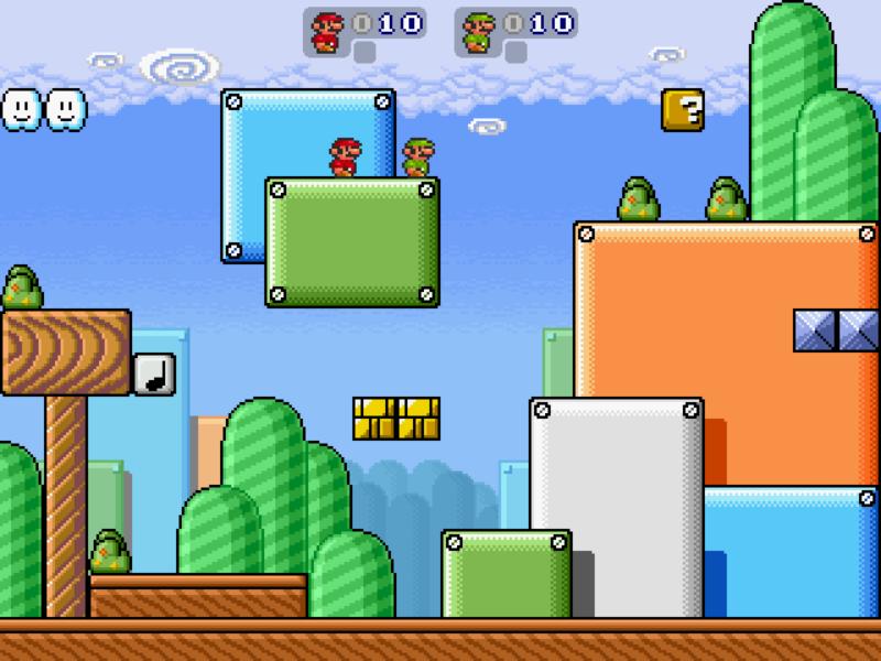 super mario game download for windows 7 64 bit