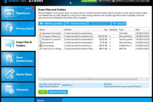 east-tec Eraser Free Download for Windows 10, 7, 8/8 1 (64 bit / 32 bit)
