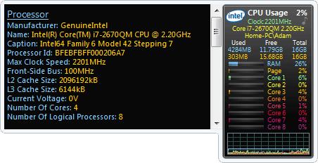 All CPU Meter Download Free for Windows 10, 7, 8/8 1 (64 bit