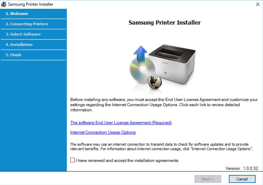 Samsung Printer Software Installer Download Free for Windows