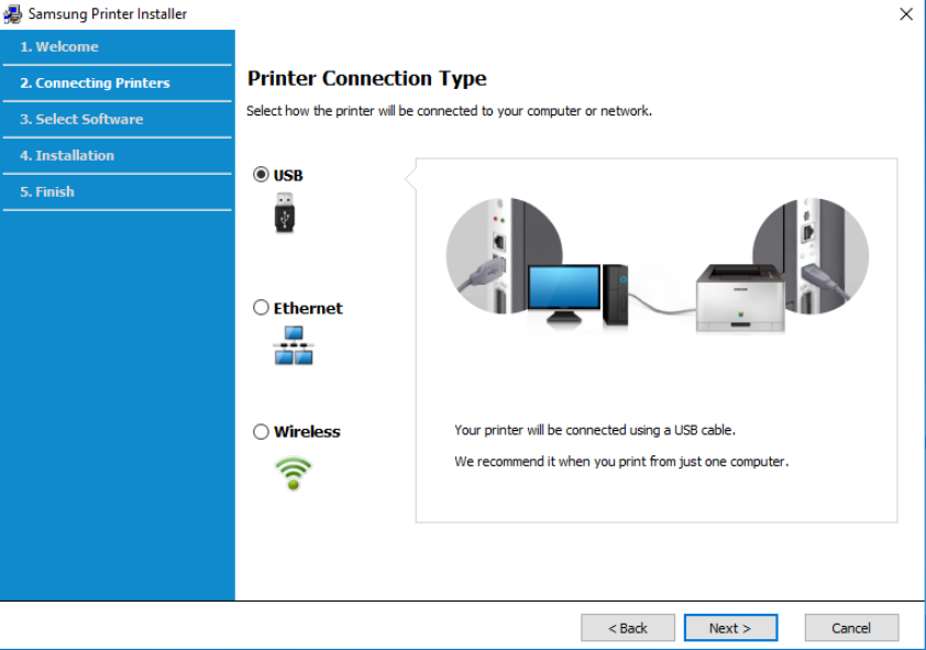 Samsung Printer Software Installer Download Free for Windows