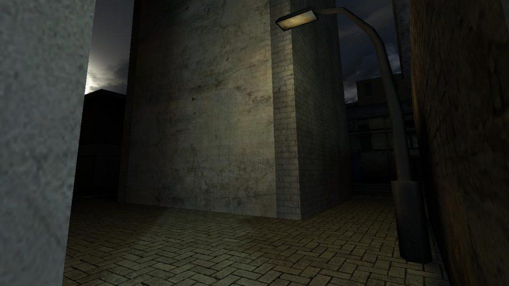 Slenderman's Shadow - 7th Street Download Free for Windows