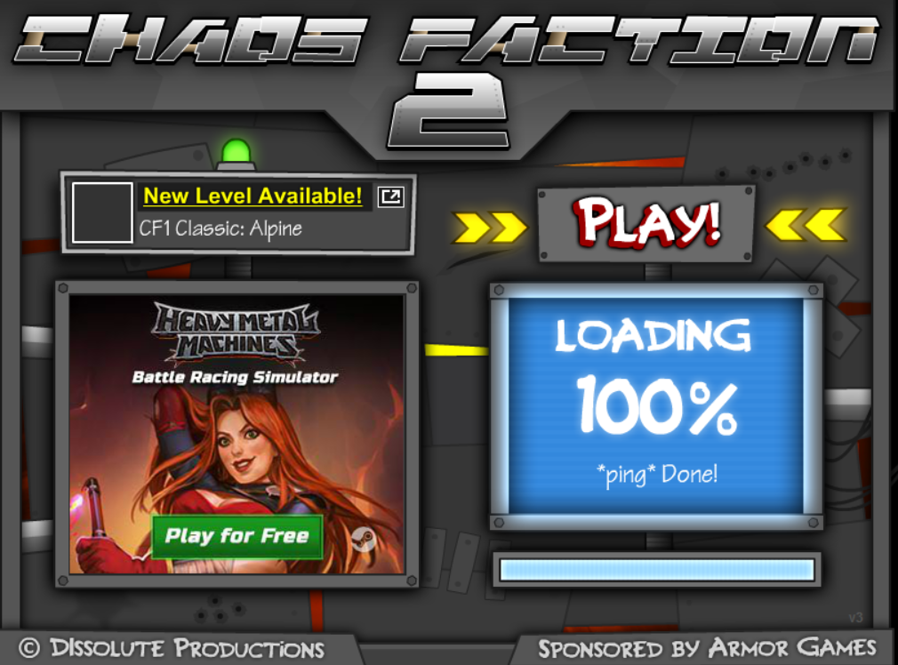 download chaos faction 2 swf
