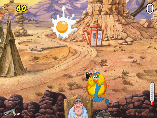 Chicken Shoot Free Download for Windows 10, 7, 8/8.1 (64