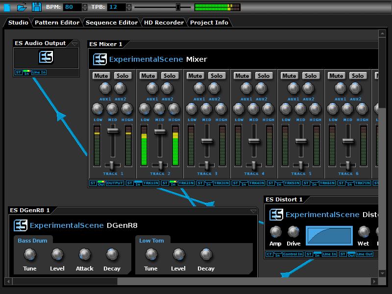 M-audio.
