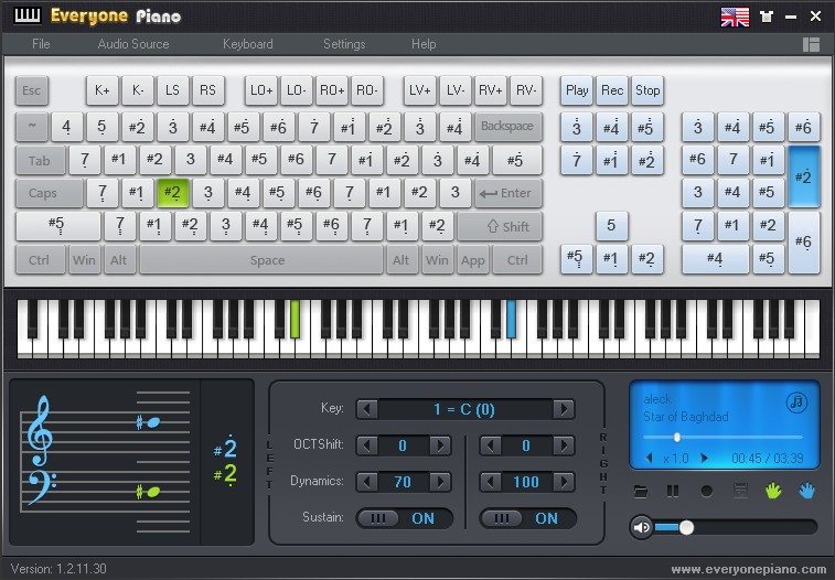 Everyone Piano Download Free for Windows 10, 7, 8/8 1 (64 bit / 32 bit)