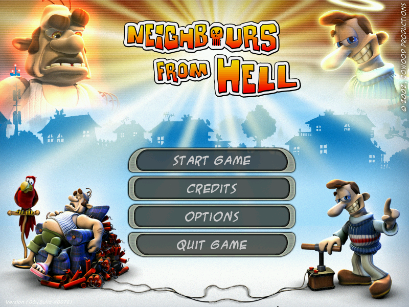 Neighbours from Hell Free Download for Windows 10, 7, 8/8 1 (64 bit